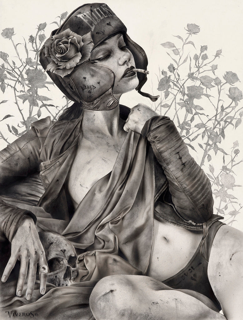 "Brian M. Viveros - ""Fighting My Demons"""