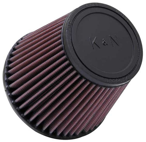 K&N Round Tapered Universal Clamp-On Air Filter