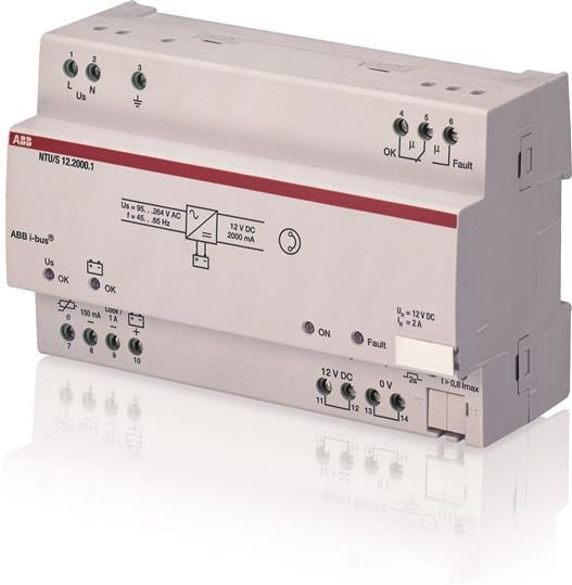 Smart KNX Uninterruptible Power Supply - [Smart Home], [Home Automation], [Smart Home Systems Dubai UAE], [Smart3]