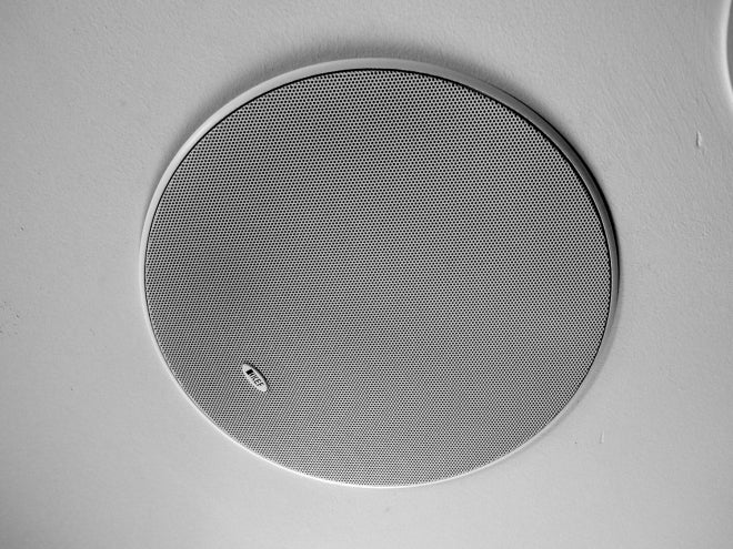 Smart Ceiling Speaker (Kef) - [Smart Home], [Home Automation], [Smart Home Systems Dubai UAE], [Smart3]