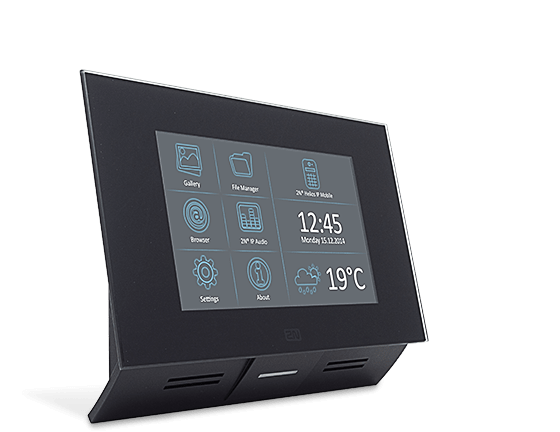 Smart IP Indoor Intercom Display - [Smart Home], [Home Automation], [Smart Home Systems Dubai UAE], [Smart3]