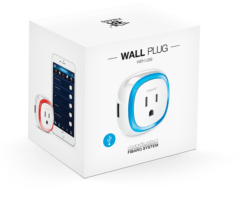 Wall Plug - [Smart Home], [Home Automation], [Smart Home Systems Dubai UAE], [Smart3]