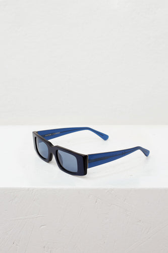 SUPER/SUNNEI BLUE SUNGLASSES