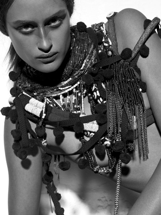 Tribal 001 - Fashion Photography Print