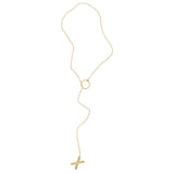 XO Lariat Necklace