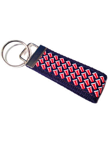 Re-Rack Key Fob - Navy