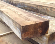 Brand new softwood sleepers
