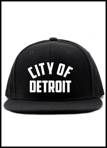 CITY OF DETROIT HAT