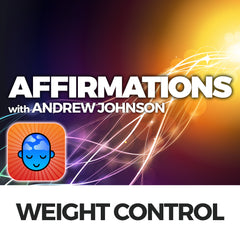 Weight Control Affirmations MP3 Set