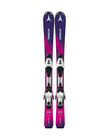 Atomic Vantage Girl II X Skis + C5 Bindings 2020-aussieskier.com