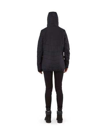 Image of Mons Royale Womens Rowley Insulation Hooded Jacket-aussieskier.com
