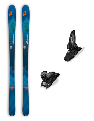 Image of Nordica Navigator 85 Skis + Marker Griffon ID Bindings Package 2020-aussieskier.com