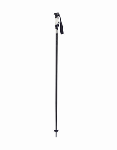 Image of Komperdell Rebellution Ski Poles-110cm-Black-aussieskier.com