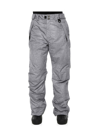 XTM Womens Smooch II Ski Pants-8-Grey Denim-aussieskier.com