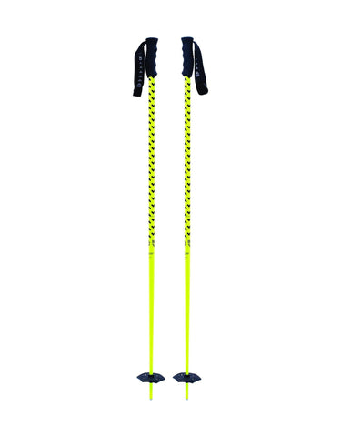 Black Crows Meta Ski Poles-110cm-Yellow-aussieskier.com
