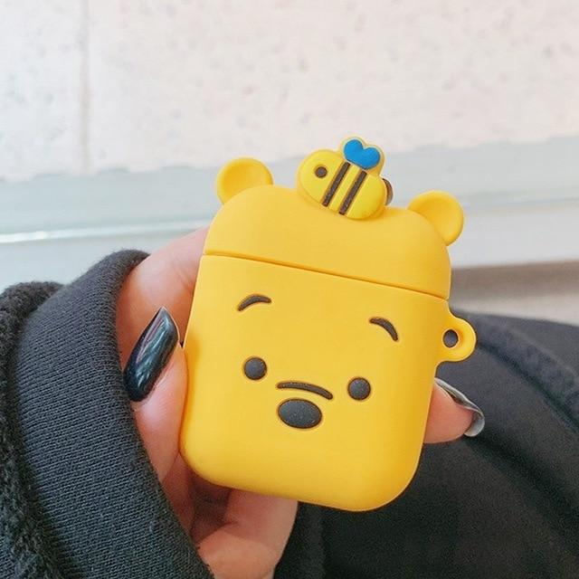 Fluffy Animals Airpod Case