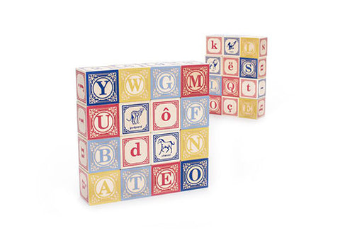 Uncle Goose French ABC Blocks | Room 2046 Toronto Canada