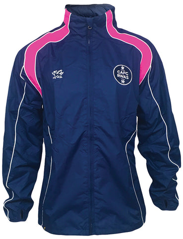 Royal Welsh Kid's Iconic Jacket Navy/Pink