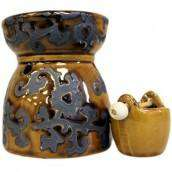 Classic Couldron style oil burner