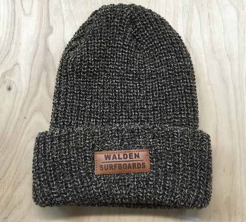 SALE Walden Beanie: heather brown