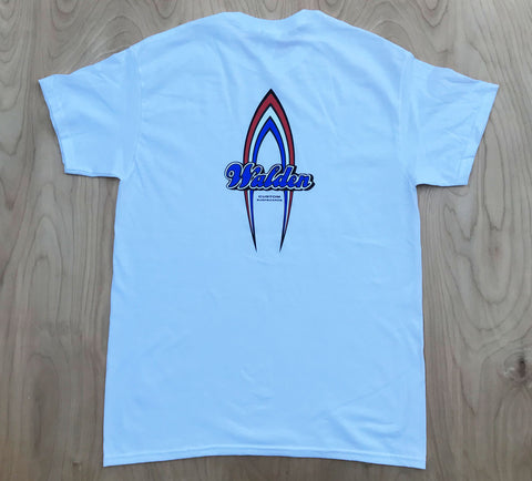 Arrow Logo : White
