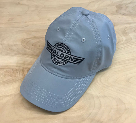 Cool fit hat : silver