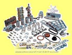 D436 Forklift  Engine kit