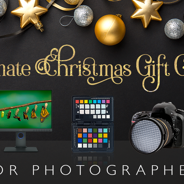 10 Must-Have Christmas Gift Ideas for Photographers
