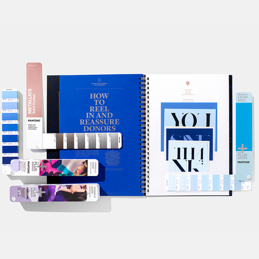 PANTONE Solid Guide Set (New Metallics)