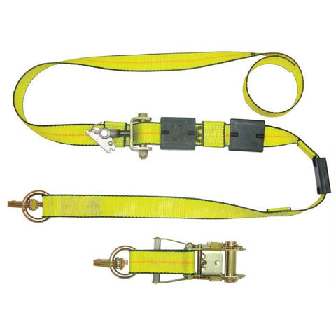3 Point Tie Down Straps