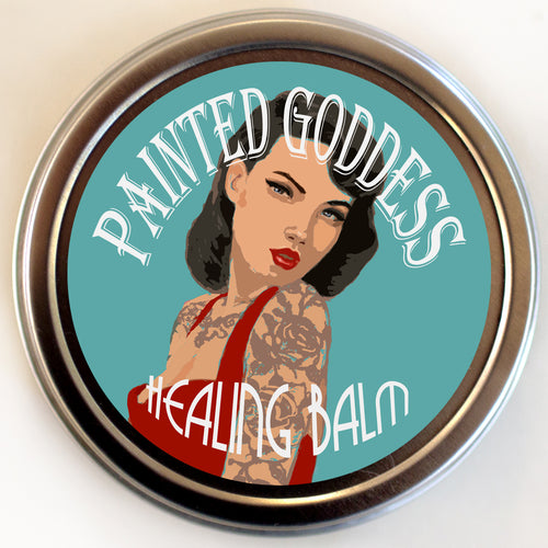 Painted Goddess Healing Balm