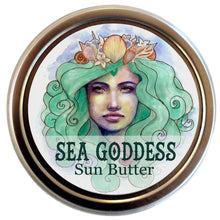 Load image into Gallery viewer, Sea Goddess Sunscreen Butter