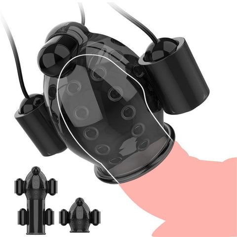 Male Glans Vibrating Head on www.askann.co.uk | Adult Sex Toys