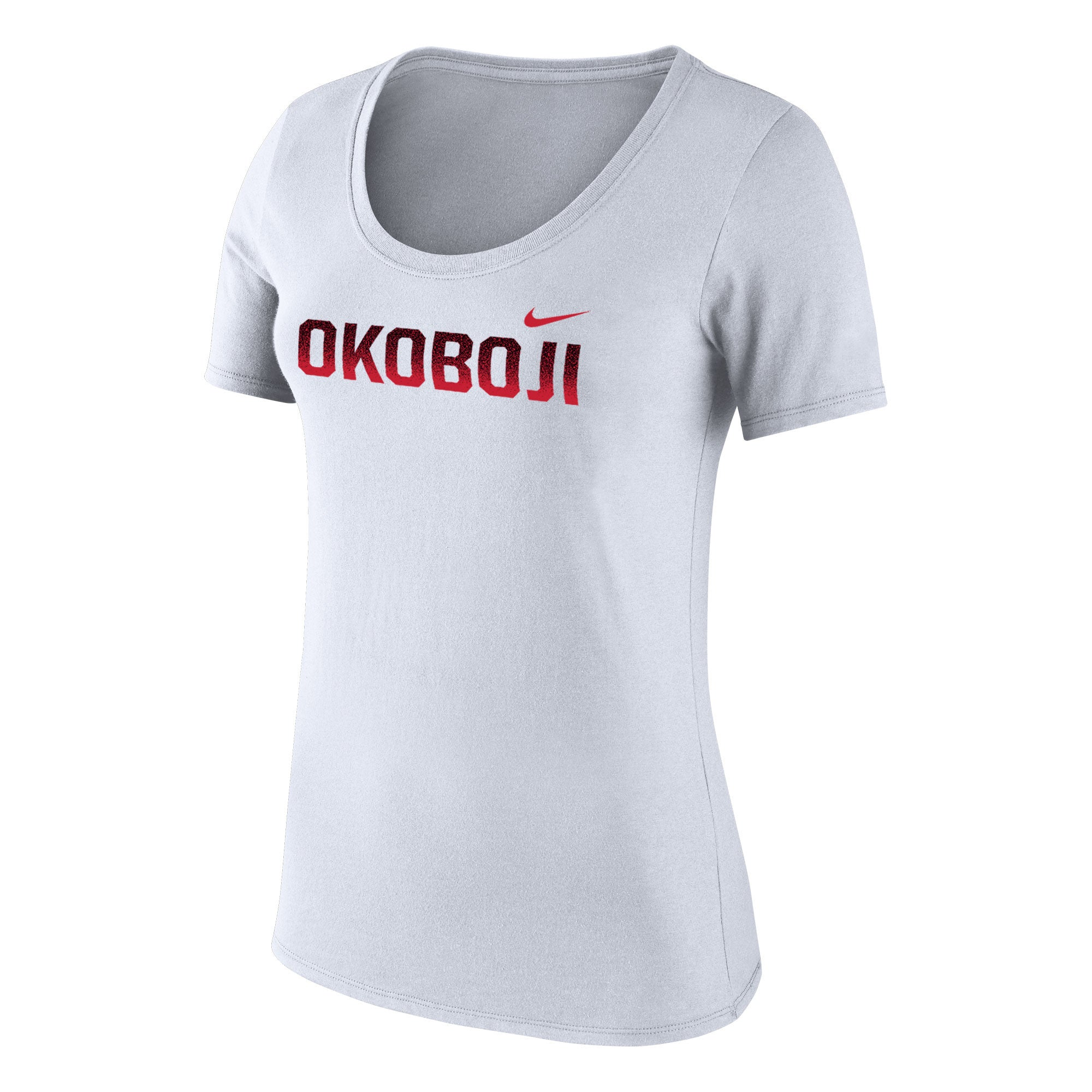 Women's Nike Core Short Sleeve Scoop Tee