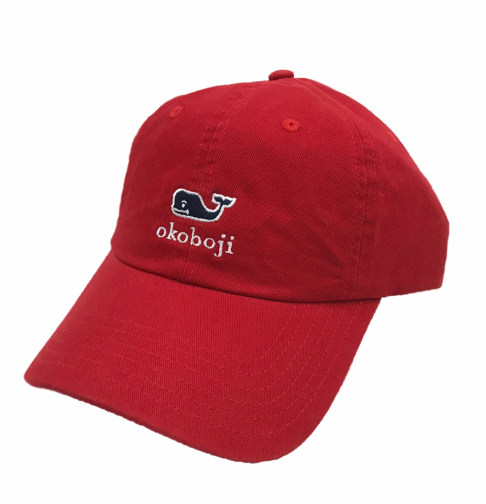 Vineyard Vines ® Red Okoboji Cap ‎