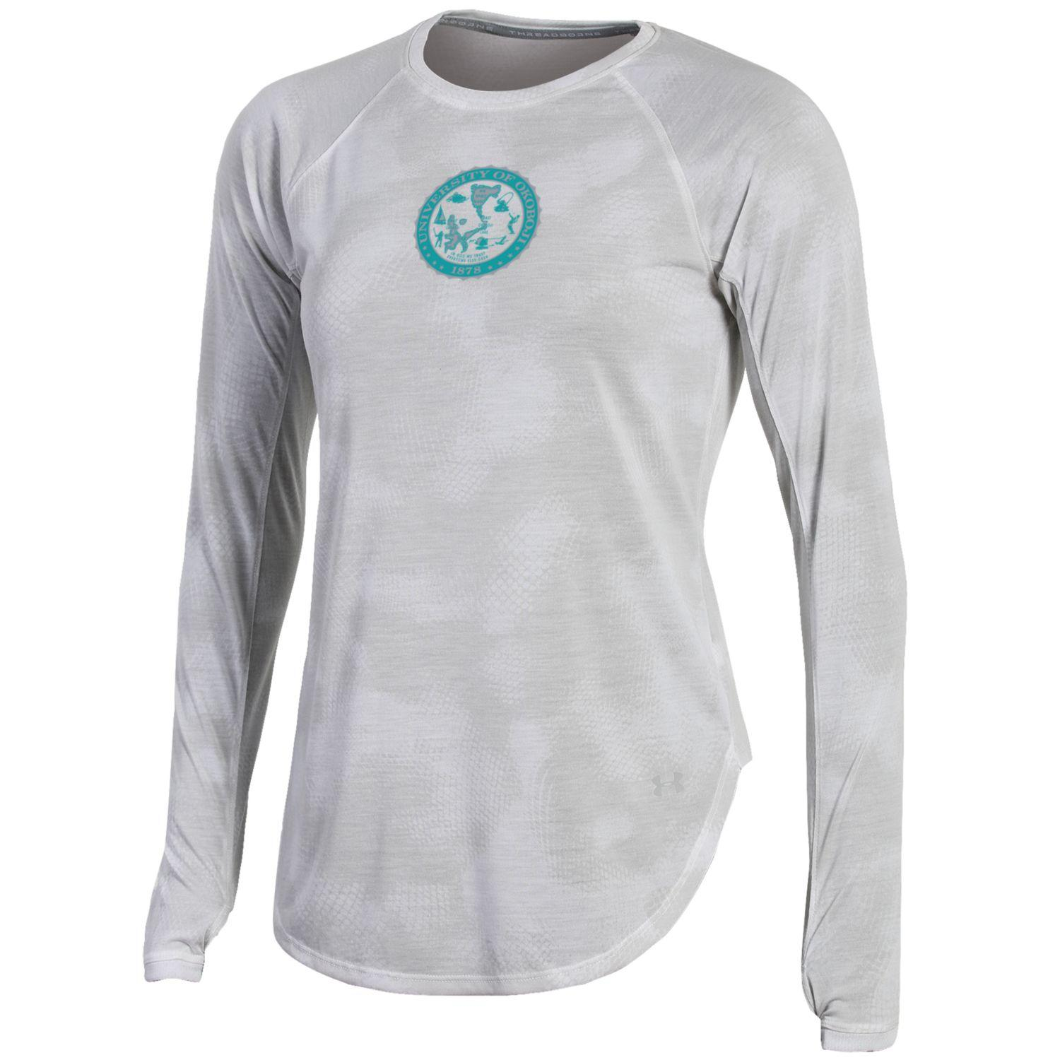 Under Armour Women's Threadborne Long-sleeved Tee