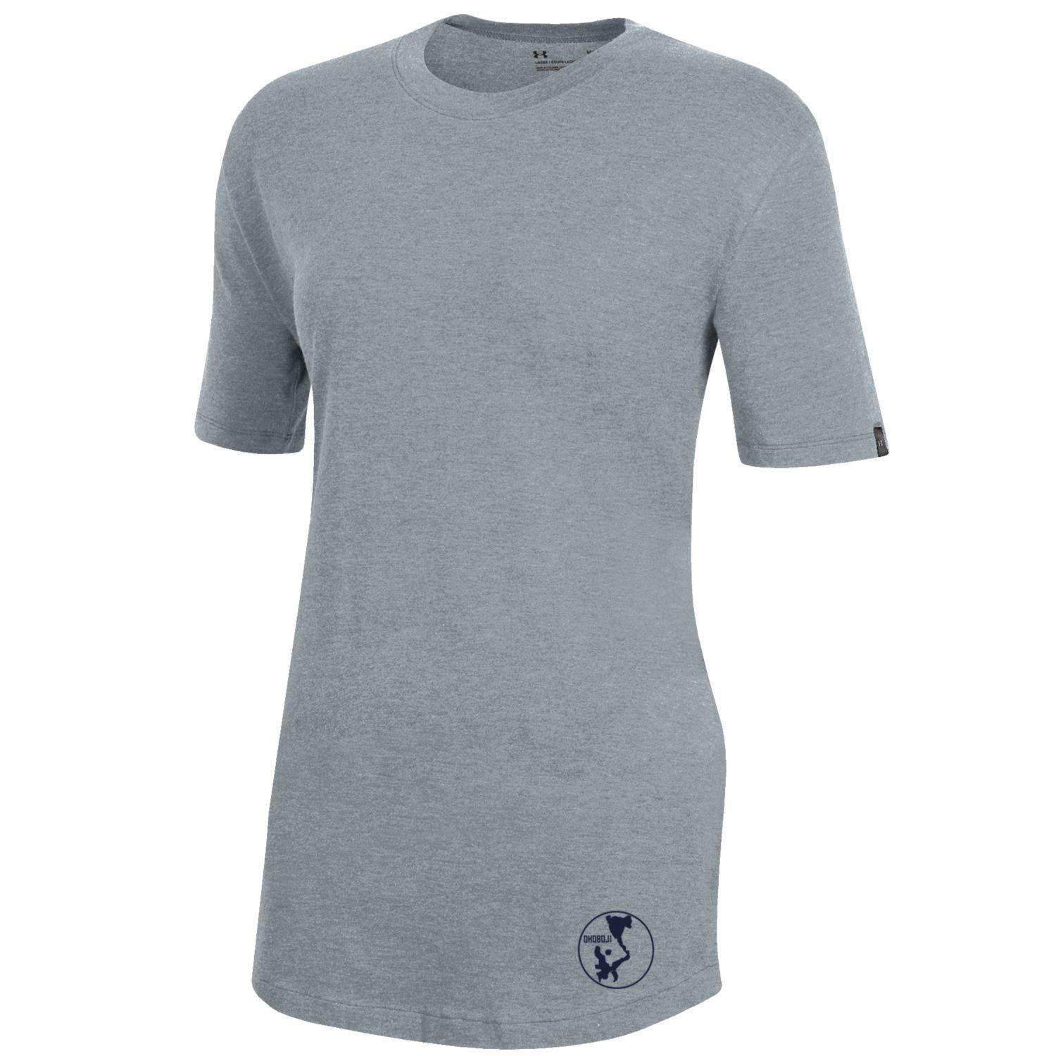 Under Armour Okoboji Charged Cotton® T-Shirt Dress - Steel Heather