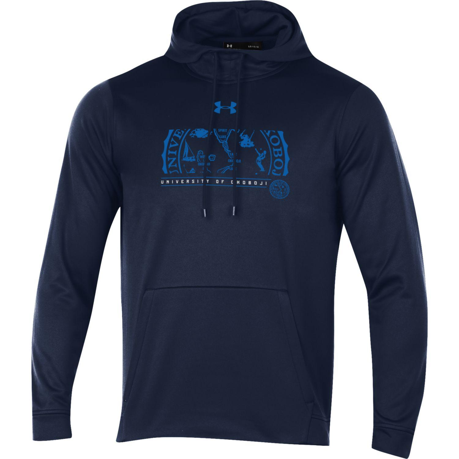 Okoboij Armour Fleece® Hood - Navy