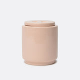 Gloss Ceramic Dog Treat Jar Rose - Waggo