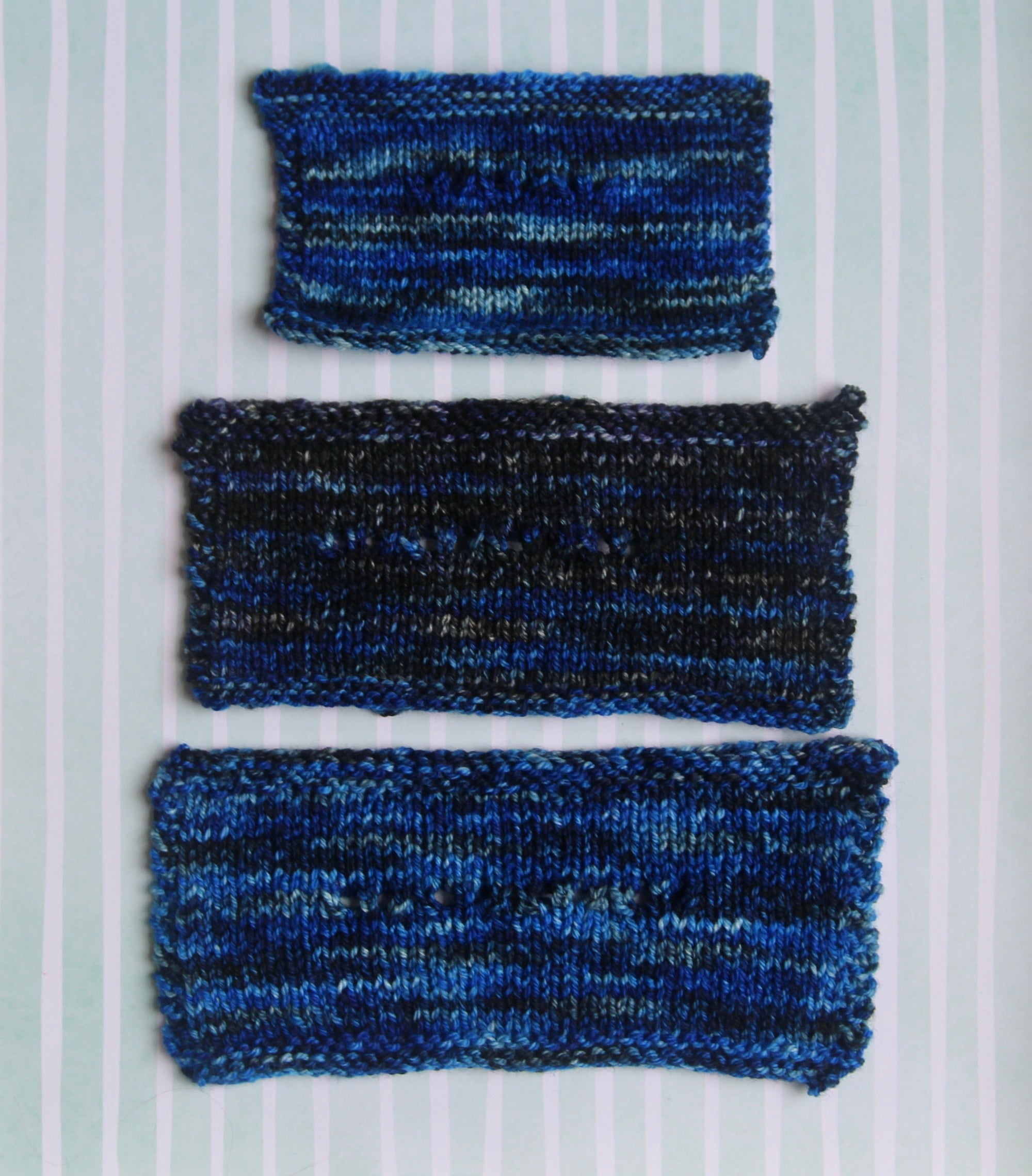 Swatching: A Knitter's Guide
