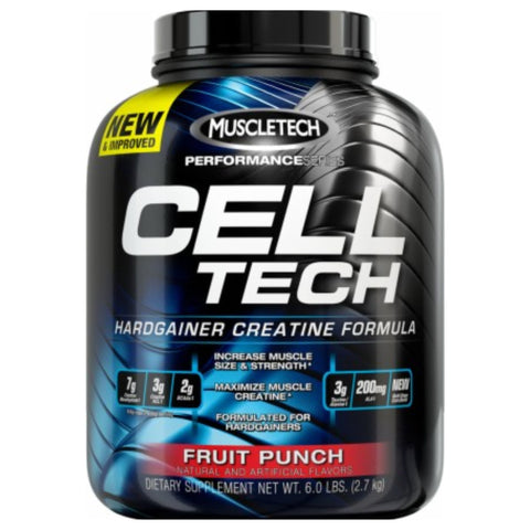 Cell-Tech: Performance Series 6.0 lbs MuscleTech