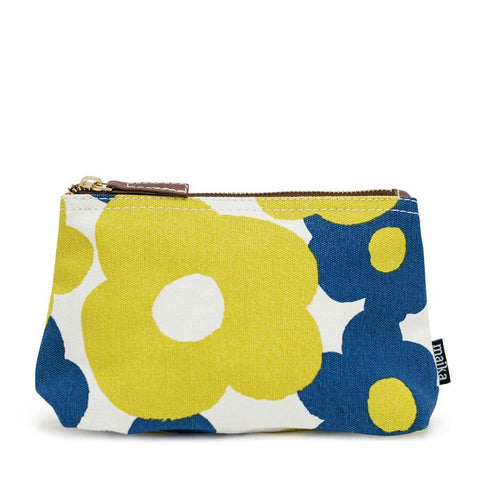 Canvas Pouch - Flower