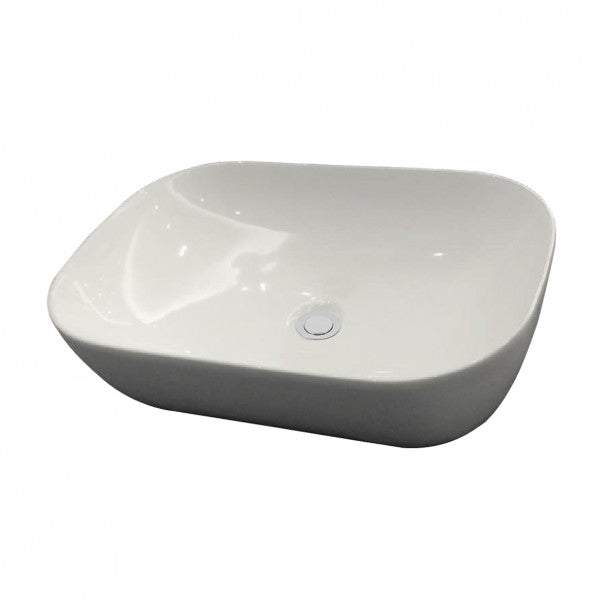 LUCI – BENCH MOUNTED BASIN ( W600, D410, H140 )