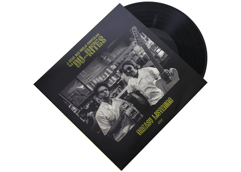 The Du-Rites (J-Zone & Pablo Martin) - Greasy Listening (LP)
