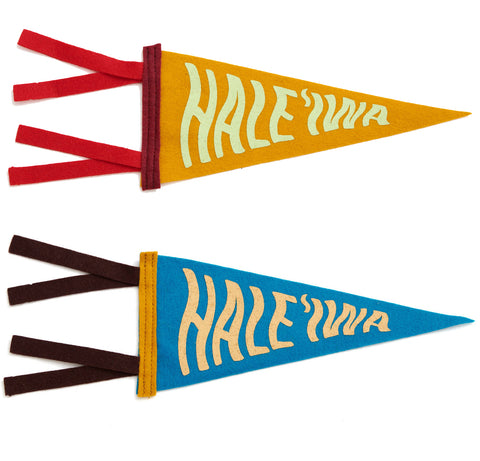 SMALL PENNANT - HALEIWA