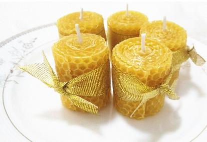 Bee's Wax Candles