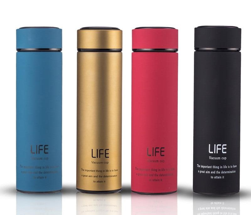 "Insulated ""Life"" Bottle"