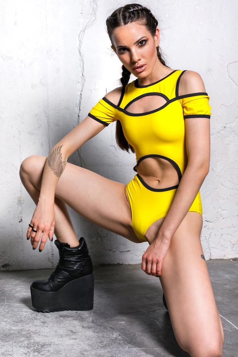 yellow-cutout-bodysuit
