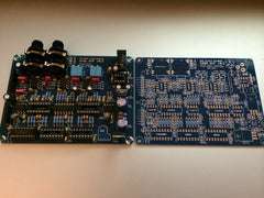 CS80 filter board for Shruthi synthesizer -- January 2017 batch