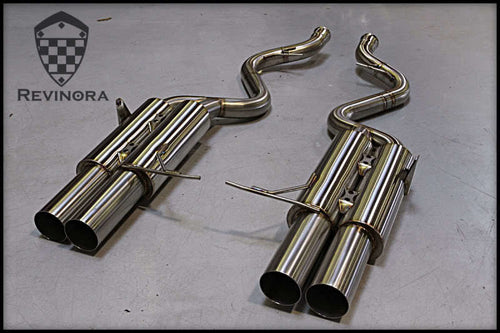 E9X M3 REVINORA Race Exhaust